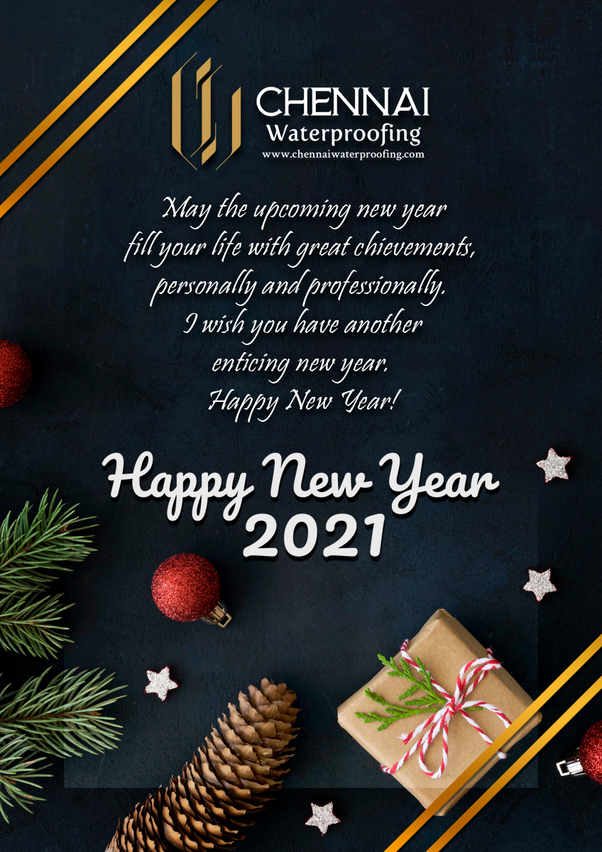Happy New Year 2021 Greetings